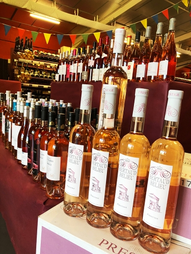 la vignery schweighouse apero rose vins barbecue printemps reportage hopla magazine