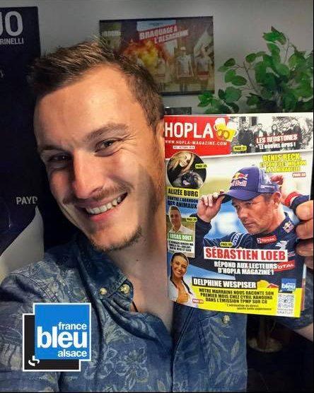 steve maire hopla magazine